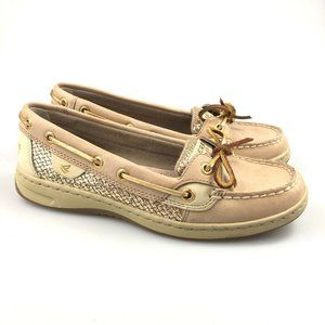 Sperry Womens angelfish Boat Shoes Size 6.5 M